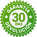 Garant�a 30 d�as de devoluci�n